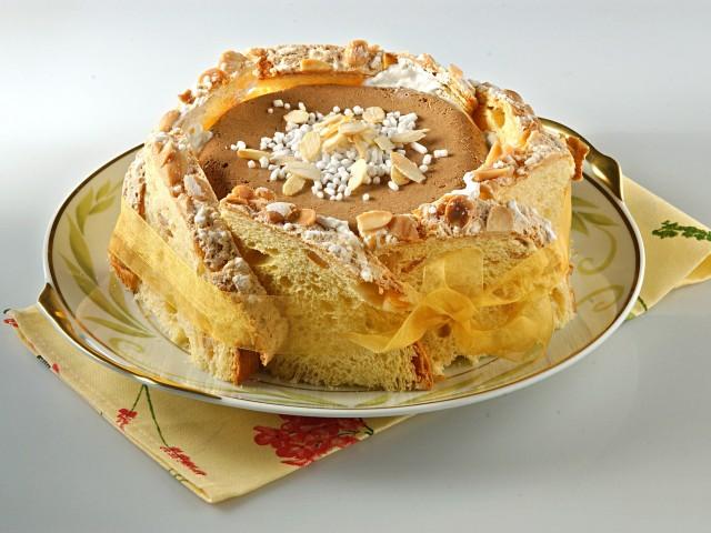 Ricette: la torta di mele con crema pasticciera
