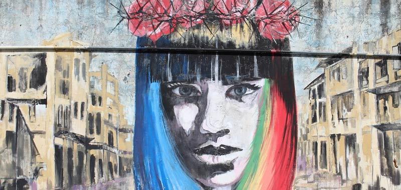 Murales e graffiti non sono la medesima cosa