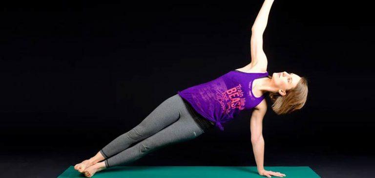 Plank, un esercizio per allenare tutto il corpo