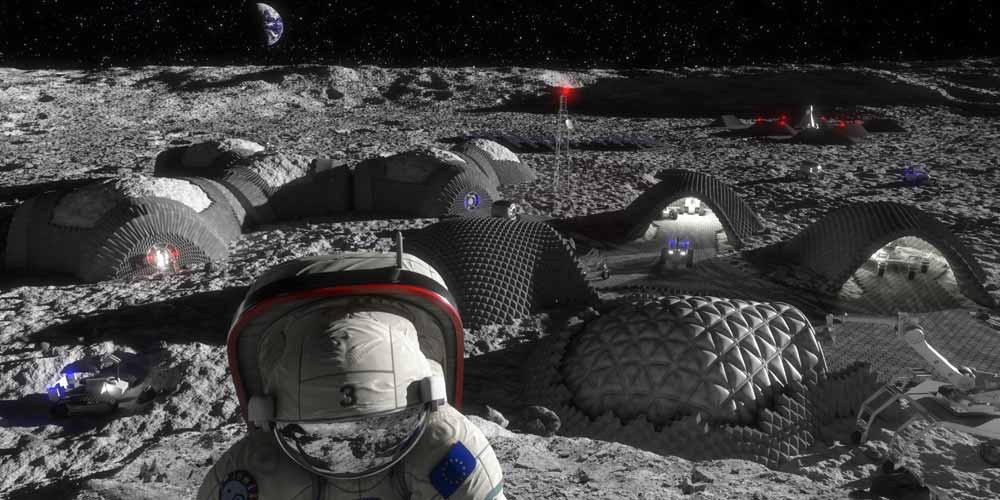 Elon Musk rivela Sulla luna nel giro di tre anni