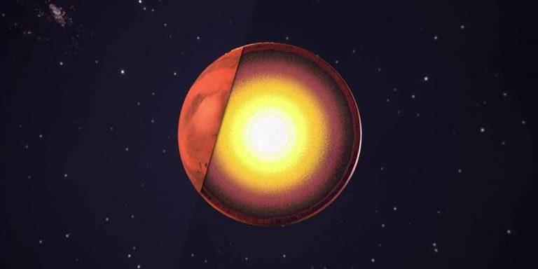La Nasa misura la profondità di Marte