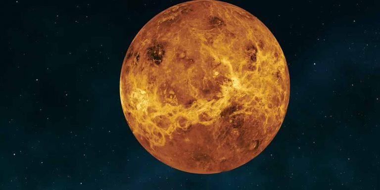 Venere: Un annuncio molto importante sul pianeta