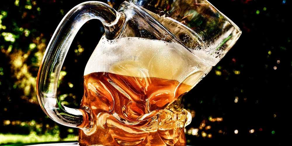 La birra tedesca non poi cosi tanto pura